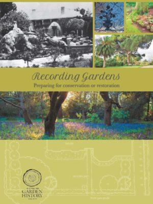 Recording Gardens ISBN 978-0-6483935-1-1