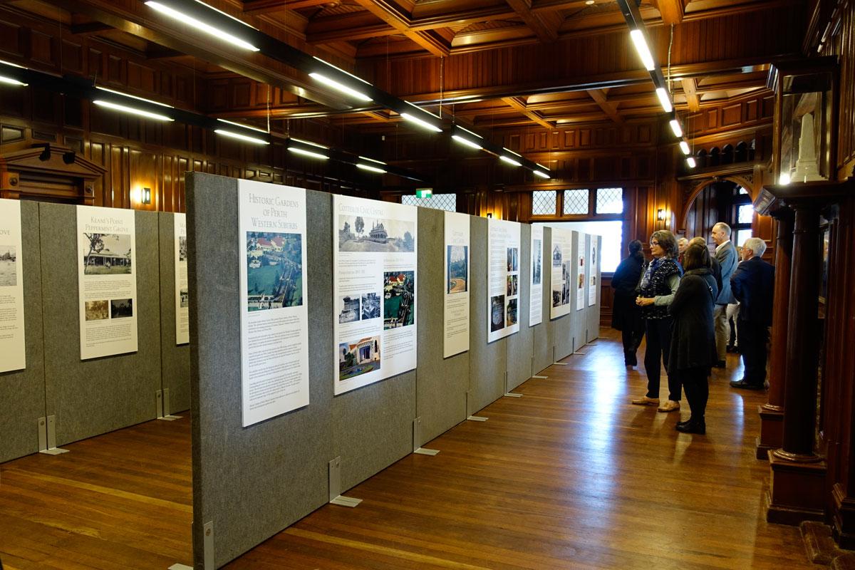 WA branch exhibition