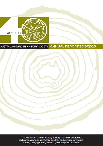 AGHS Annual Report 2019-2020